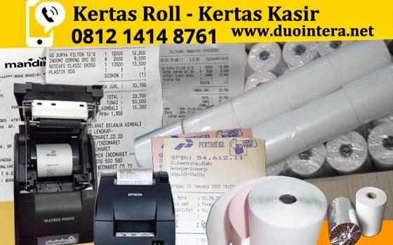 Jual Kertas Roll Surabaya, Kertas Kasir Surabaya, Kertas Struk Surabaya, Kertas Roll Kasir, Kertas Struk Kasir Surabaya