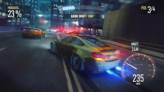Update Need For Speed No Limits APK Terbaru