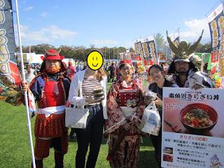 Minamiuonami Kirizaidon DE Aitai 2015 B-1 Grand Prix in Towada