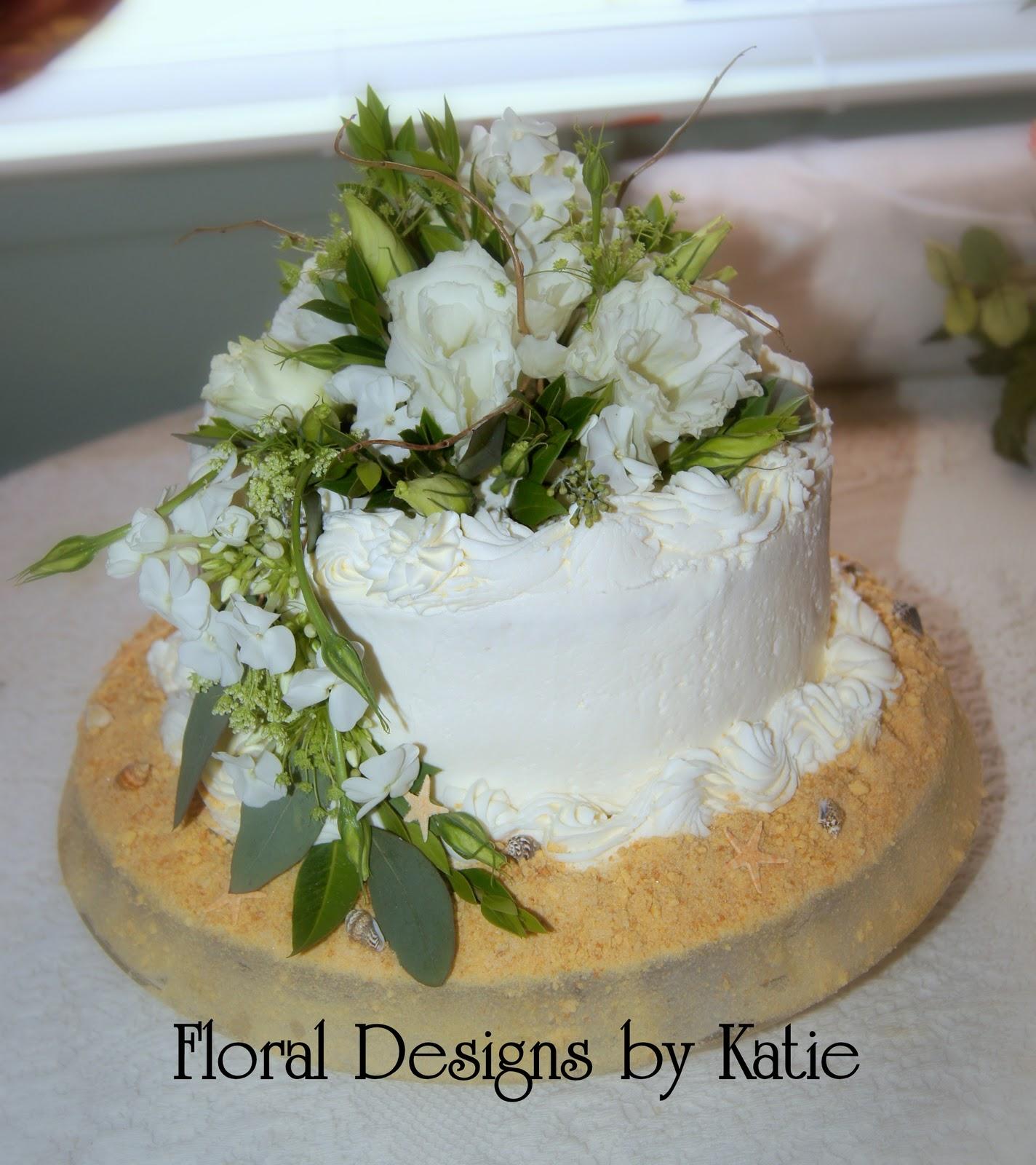 In Full Bloom Floral Design California Coast Themed Wedding Flowers