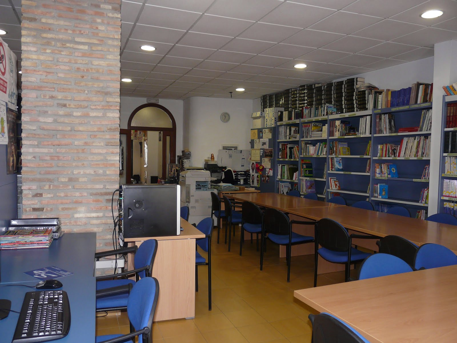 Biblioteca de Lobón