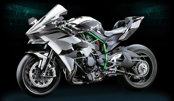 Kawasaki Ninja H2 (Gambar 2). Majalah Otomotif Online