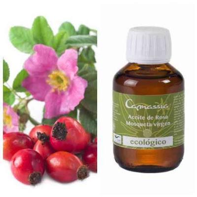 aceite de rosa mosqueta virgen bio