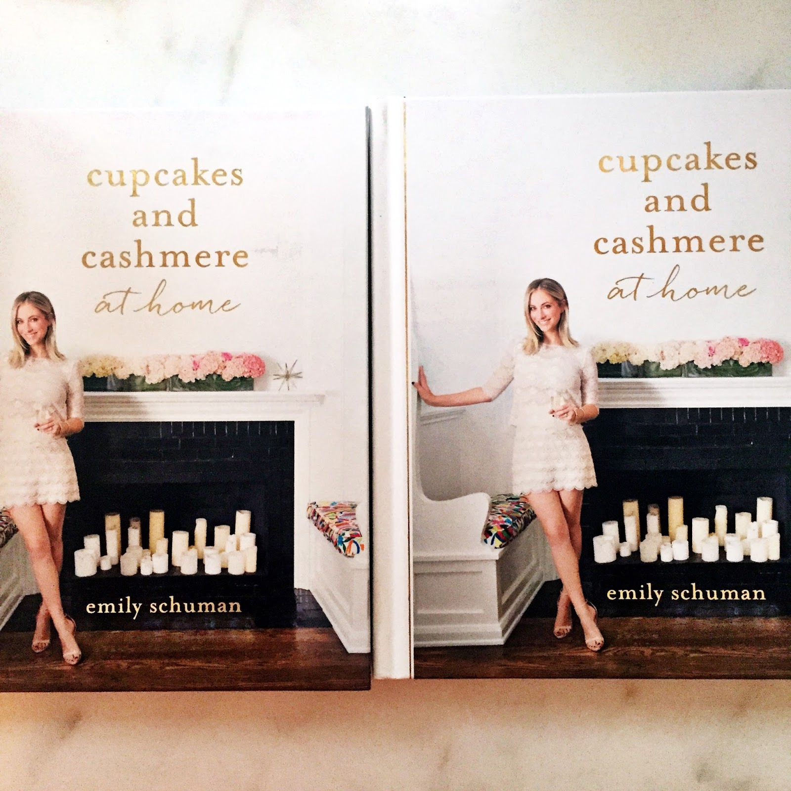 The Sparkly Life Win The New Cupcakes Cashmere Book