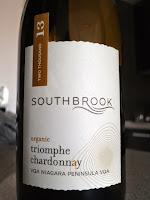 Southbrook Triomphe Chardonnay 2013 - VQA Niagara Peninsula, Ontario, Canada (90 pts)