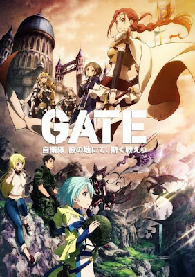 Penyanyi Lagu Tema Untuk Musm Kedua 'GATE' Diperlihatkan