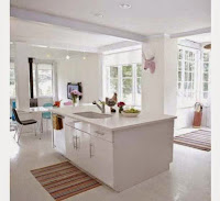Modern Kitchen Design, Cooking Easier