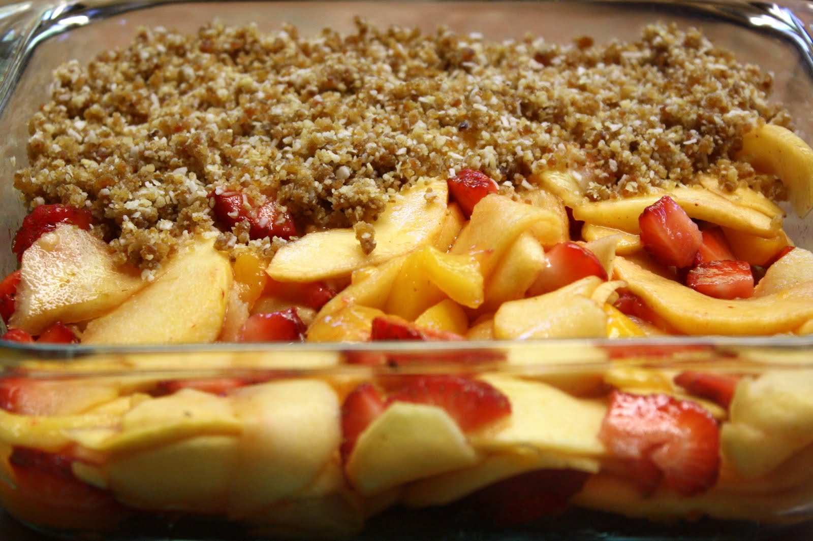 Fruit Crumbles