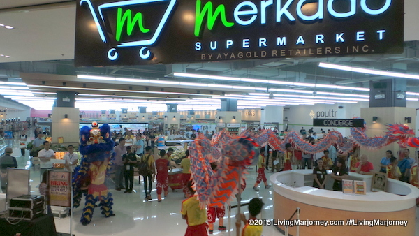 First Merkado Supermarket Opens In UP Town Center