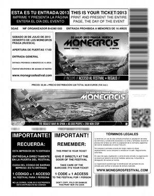 Monegros 2013