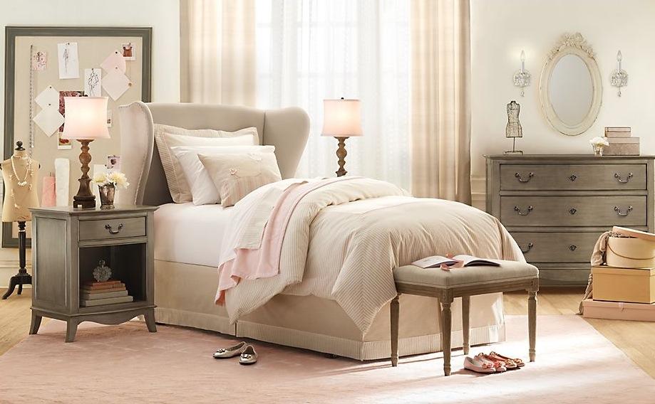 Cinquenta tons de cinza inspire se decor casinha for Cream and pink bedroom ideas