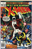 X-Men #109 cover image