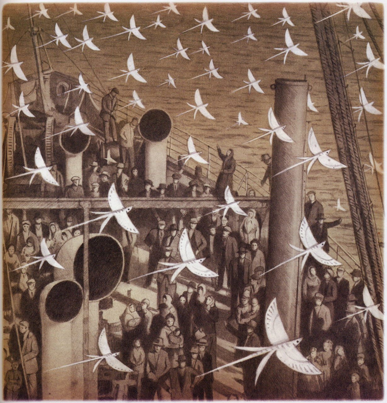 shaun tan Buy the arrival from dymocks online bookstore find latest reader reviews and  much more at dymocks.