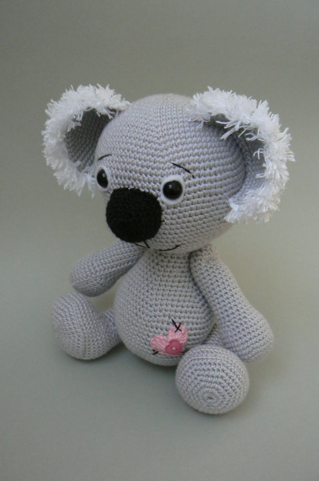 Crochet Pattern Koala Bear : Kamlin - patterns: Koala Bear
