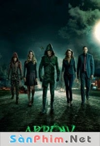 Mũi Tên Xanh :Phần 3 - Arrow :Phần 3 2014