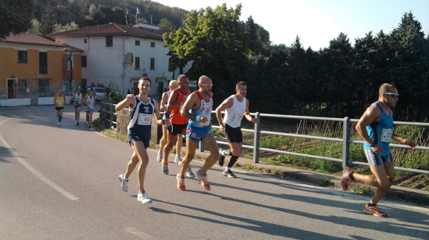 Ribichesu Davide - pensieri running a Sassari e in Sardegna.