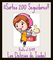 ¡Sorteo 200 seguidores!