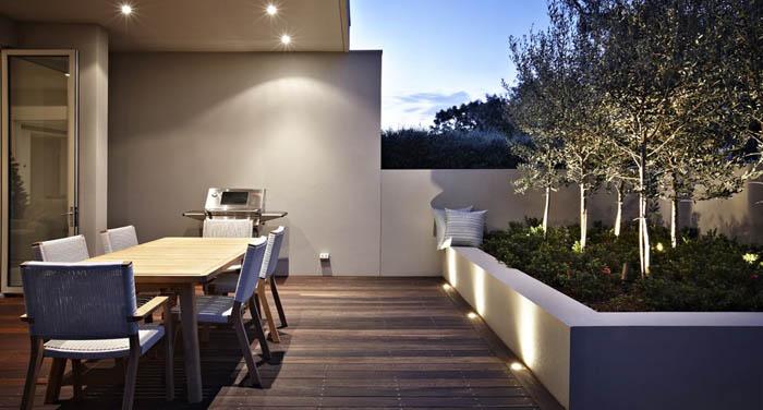 patios modernos y minimalistas minimalistas 2015