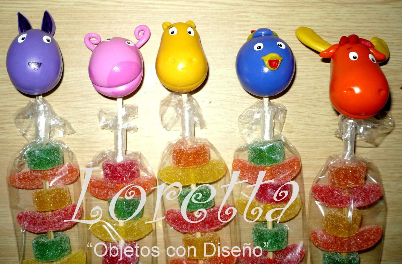Loretta objetos con dise o decoraci n tem tica - Objetos decoracion diseno ...