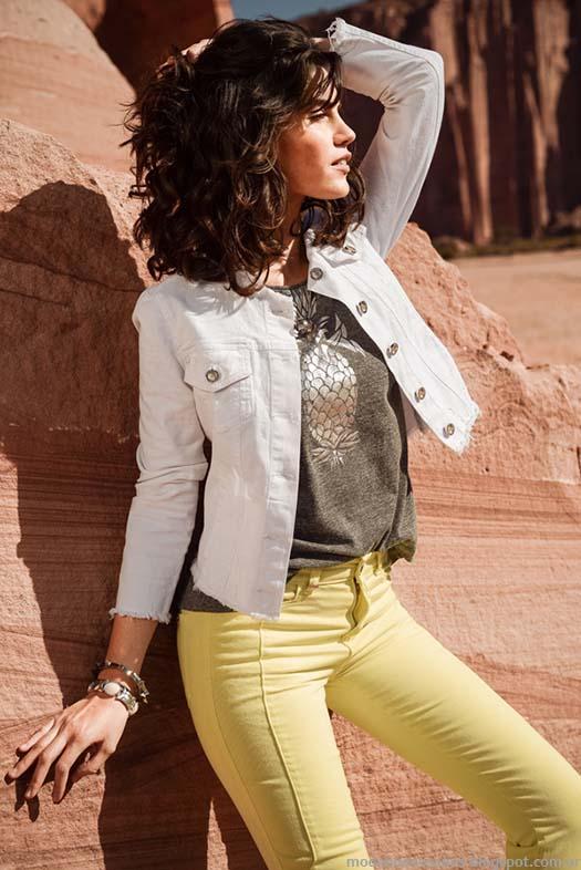 Moda primavera verano 2015 Markova ropa de moda mujer.