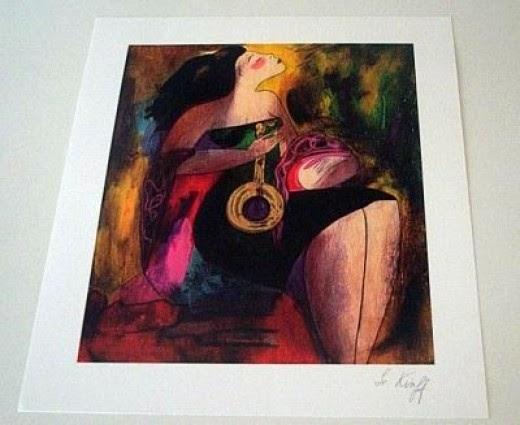 note d'or by Linda LeKinff