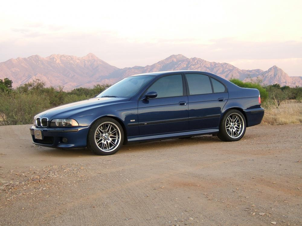 Inovatif Cars 1999 Bmw M5