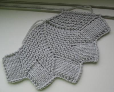 Knit Coaster Pattern : Knit coaster pattern