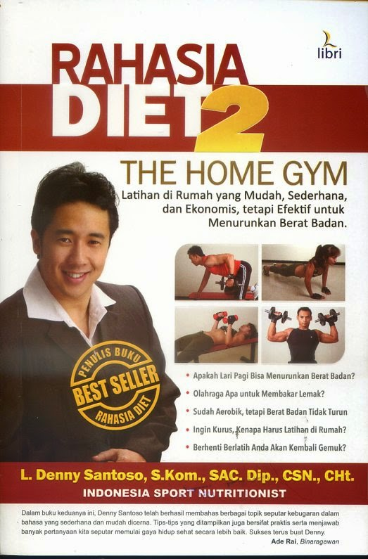 Buku Panduan Diet Denny Santoso