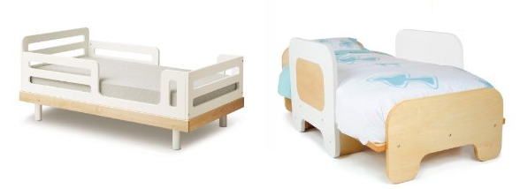 Bump to Baby Gear: Toddler Beds {Design Inspiration