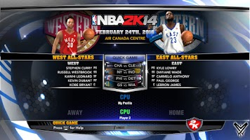 NBA 2k14 Ultimate Custom Roster Update v6.3 : February 25th, 2016 - 2016 All Star Weekend Toronto - HoopsVilla