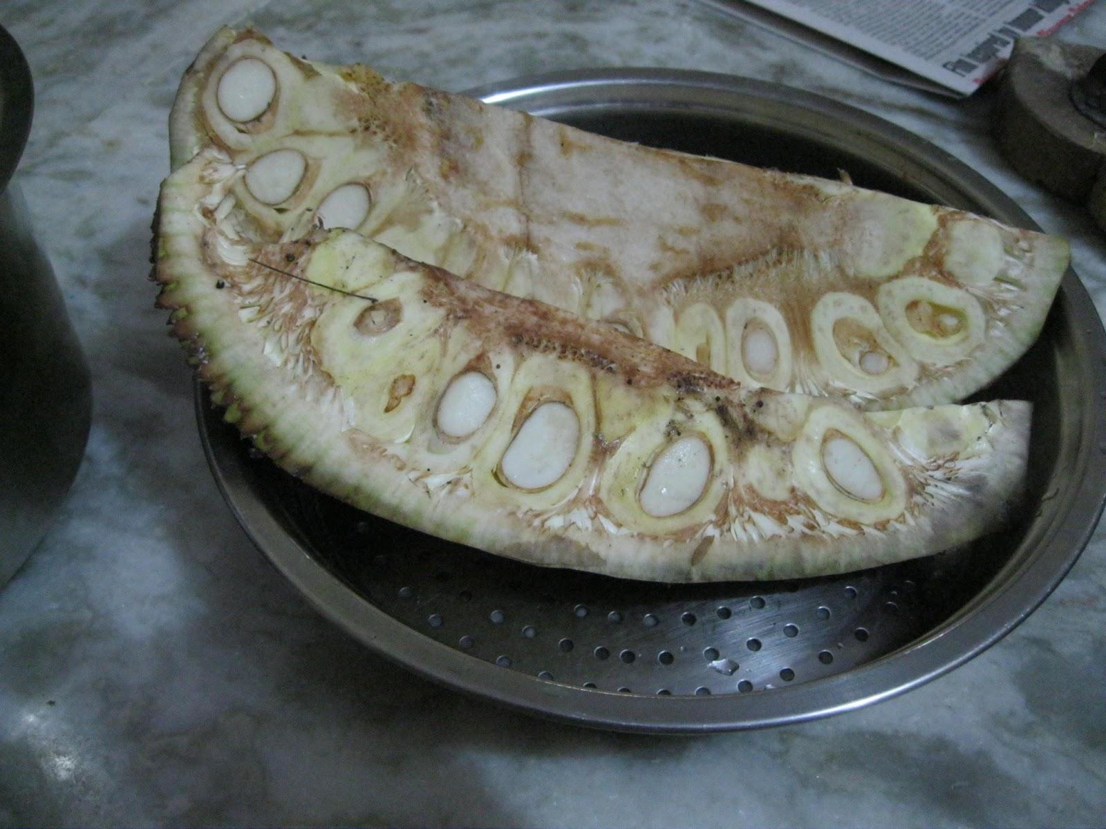 how to make kathal vegetable