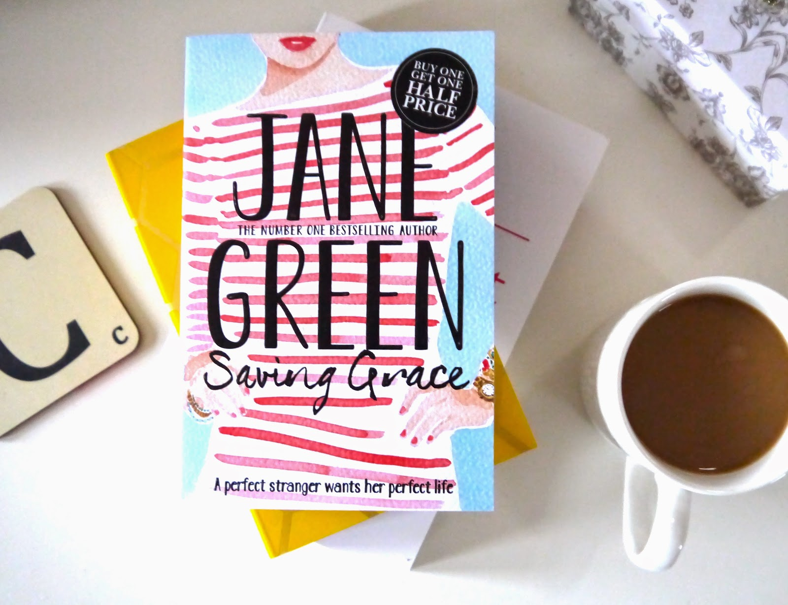 Saving Grace - Jane Green Book Review