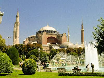 Catedral de Santa Sofía en Estambul - curiosidades