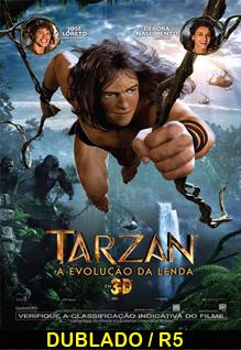 Assistir Tarzan: A Evolução da Lenda Online Dublado 2014