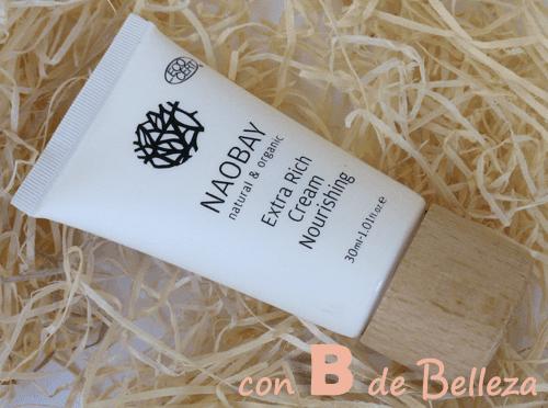 Crema hidratante Naobay