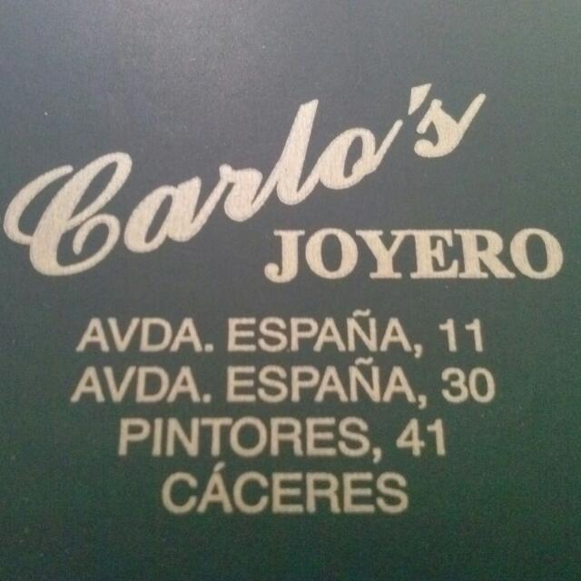 Joyería Carlos