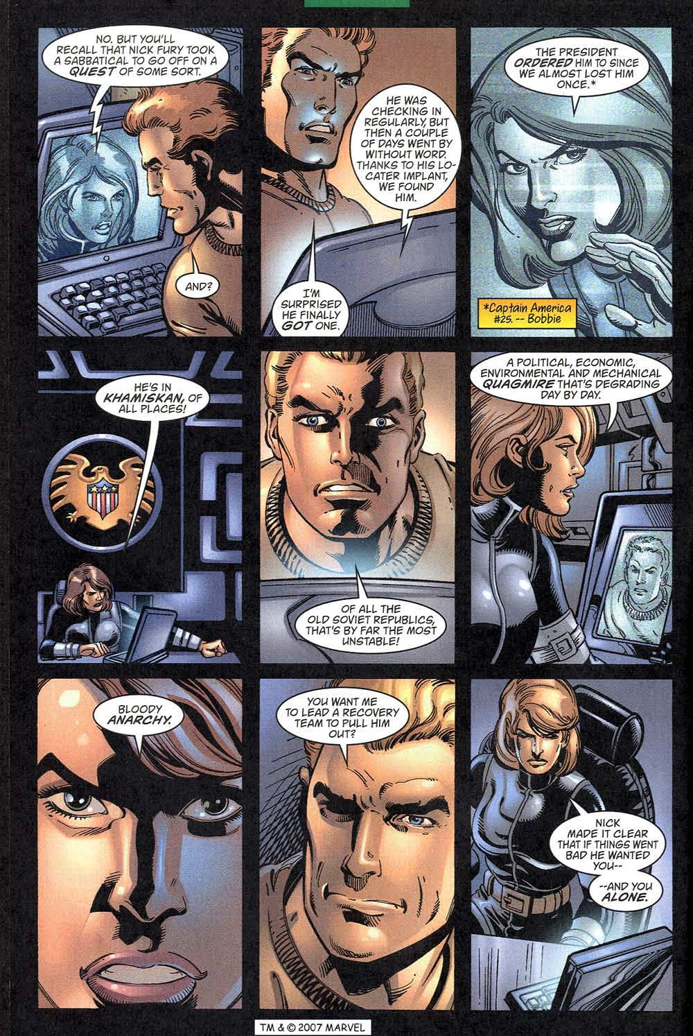 Captain America (1998) Issue #42 #49 - English 16