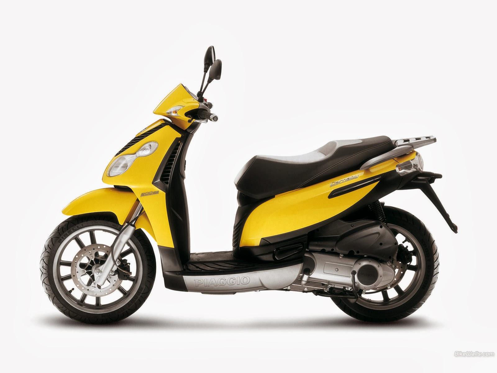 Piaggio Carnaby-1 - Piaggio Motor