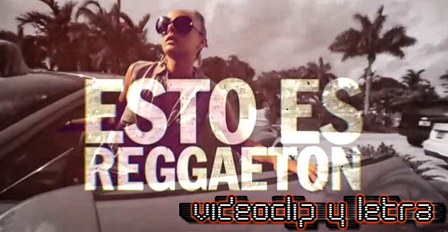 J Alvarez feat Farruko - Esto es reggaeton