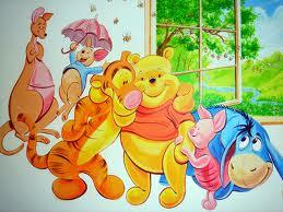 Winnie the pooh and friends clipt art wallpaper - Winnie the pooh and friends wallpaper ...