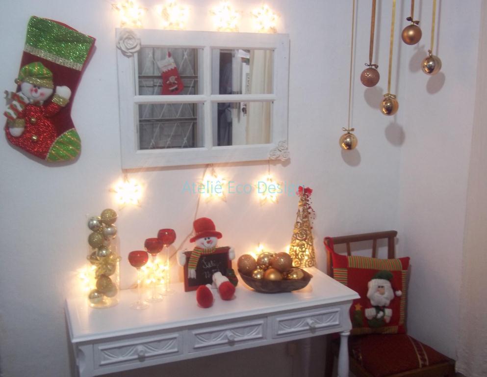 decoracao de arvore de natal simples e barata : decoracao de arvore de natal simples e barata:Decora%C3%A7%C3%A3o+de+Natal-+boneco+de+neve-+arvore+de+natal