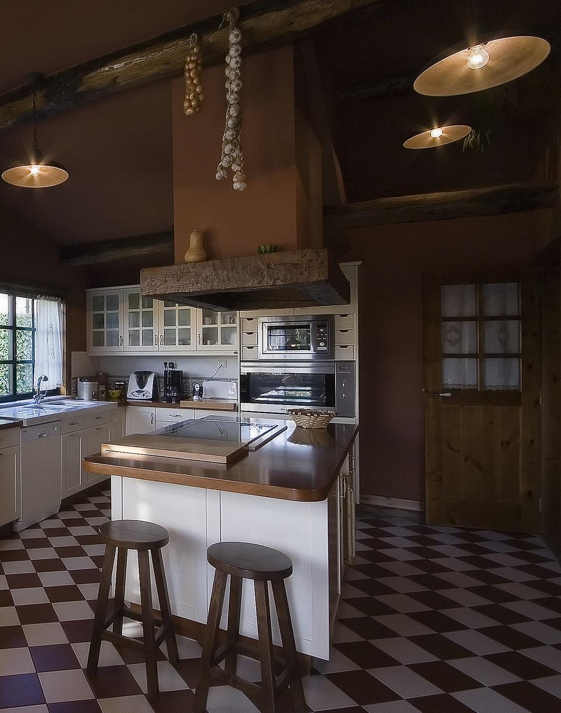 Construcciones r sticas gallegas por dentro - Casa rusticas gallegas ...