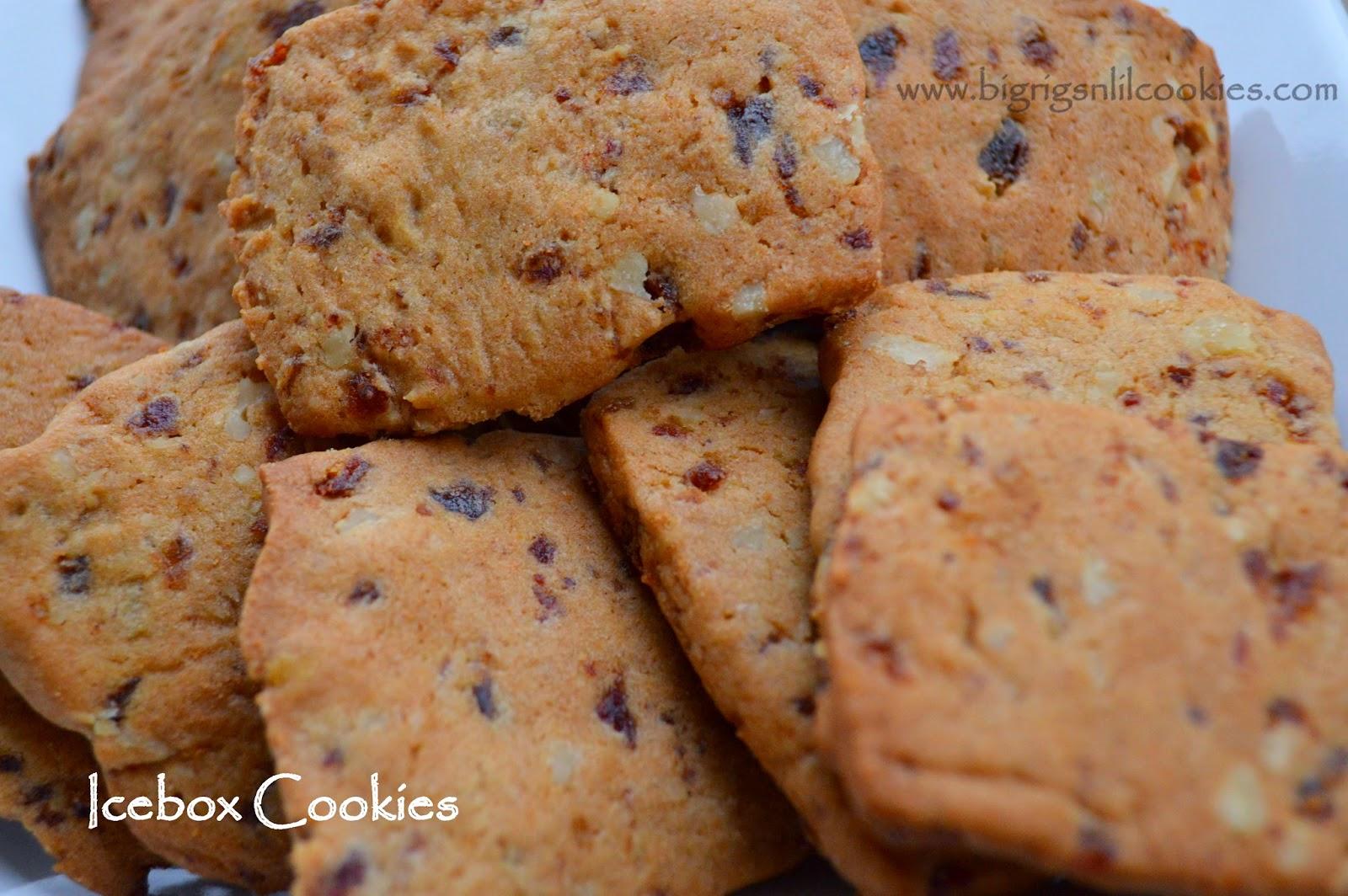 Big Rigs N Lil Cookies December 2014
