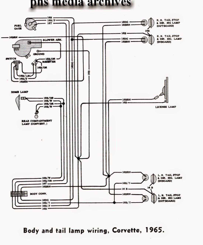 Nett 1965 Corvette Schaltplan Galerie - Elektrische Schaltplan-Ideen ...