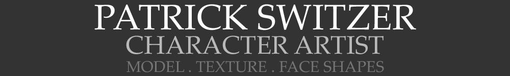 Patrick Switzer Character Artist