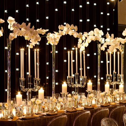 Floral Wedding Lights