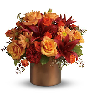 Send Autumn Flowers For Any Occasion