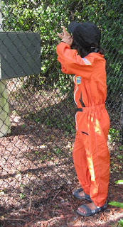 Astronaut costume tween boy