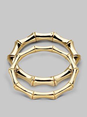 Bamboo Gold Bracelet6