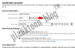 Cara Memasang Google Analytics Pada Blog / Situs(Cara terbaru)